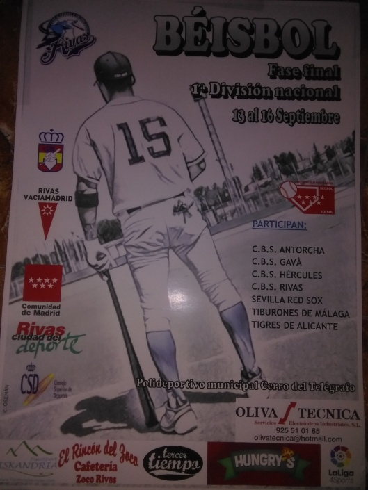 Cartel besibol
